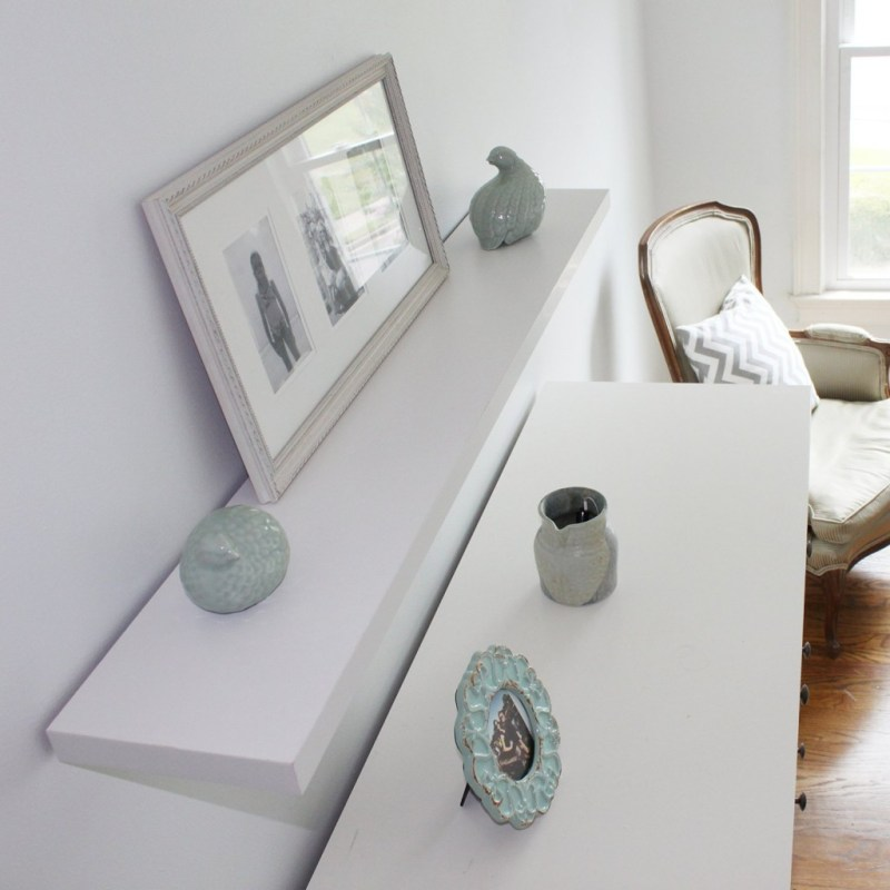 Large Of Floating White Wall Shelves