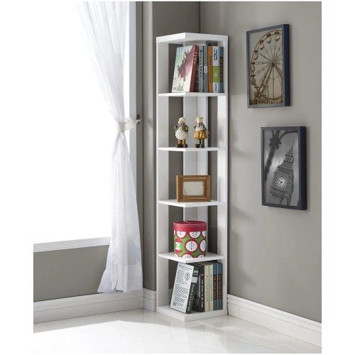 Medium Crop Of White Corner Shelf