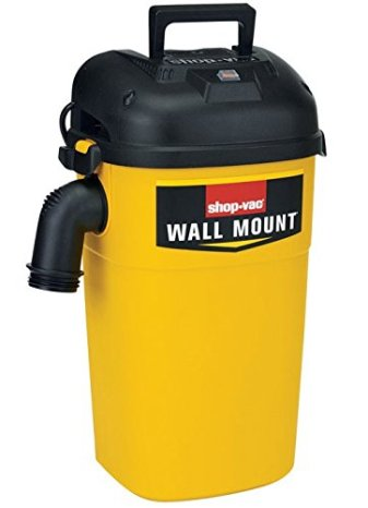 BISSELL Garage Pro Wall Mpunt Wet Dry Vacuum