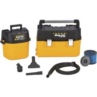 Shop-Vac 3880210 Tool Mate Tool Box Vacuum