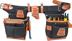 Occidental Leather Adjust to Fit Fat Lip Leather Tool Belt