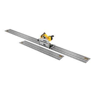 DeWalt Track Saw Review - DEWALT DWS520CK 6-1/2-Inch 12-AMP Track Saw Kit with 59-Inch and 102-Inch Track
