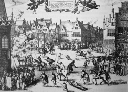 Hanging Drawing and Quartering