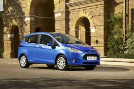 Ford B-MAX mini MPV