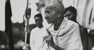 gandhi speech