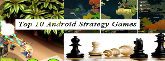 Top 10 Android Strategy Games