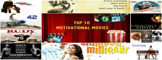10 motivational movies