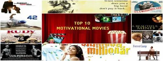 10 motivational movies