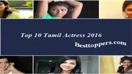 tamil actress 2016