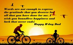 Tempting Dad Happy Birthday Wishes Dad Wishes Wishes To Your New Endeavor Wishes To You All S Way Happy Birthday Wishes