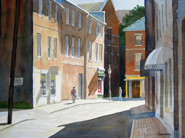 Market and Ladd Street, Portsmouth