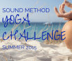 Sound Method Yoga Summer Yoga Challenge