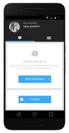 video-bewerbung-tutorial-start-app-mobile