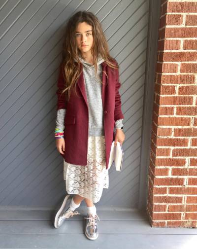 Fashion-forward kids share their back-to-school looks ...
