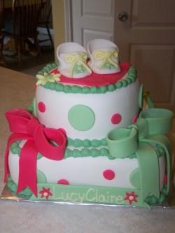 Christmas This Baby Booties Shower Cake Beth Baby Boy Shower Cake Pops Baby Boy Shower Cakes Without Fondant