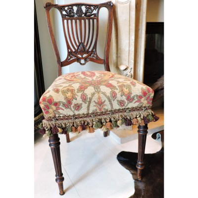 Late 19th Century Child Chair