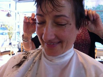 Al's Barbershop Boulder, women and barbers