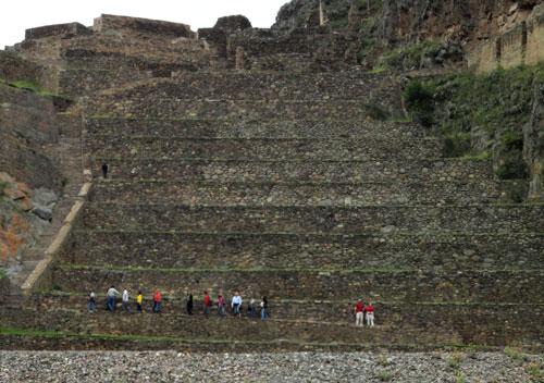 Sítio Arqueológico de Ollantaytambo
