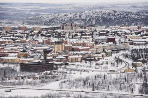 Kiruna. Foto: Gints Ivuskans / Shutterstock
