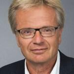Professor Mats Emborg, guldmedaljör 2018