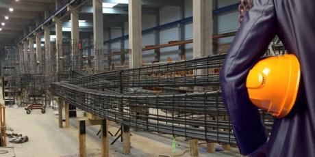 Betonstahl Halle GmbH – Eisenflechterei im Betonwerk