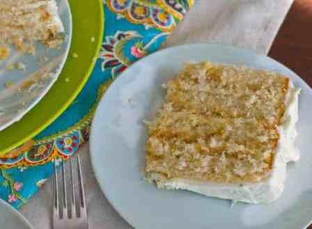 Mojito Layer Cake