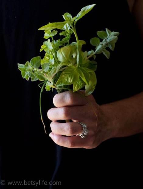 Summer Vegetable Skillet   betsylife.com