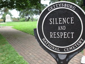 Silence and Respect