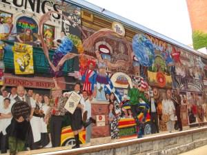 Town Mural