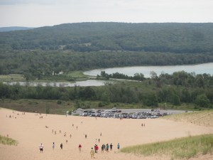 People on the Dune