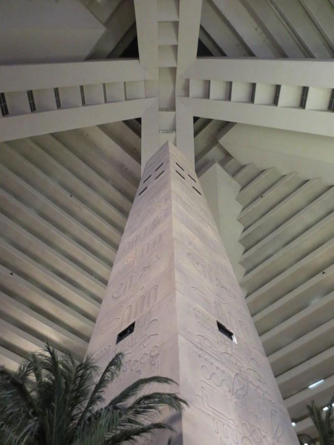 Luxor Pillar