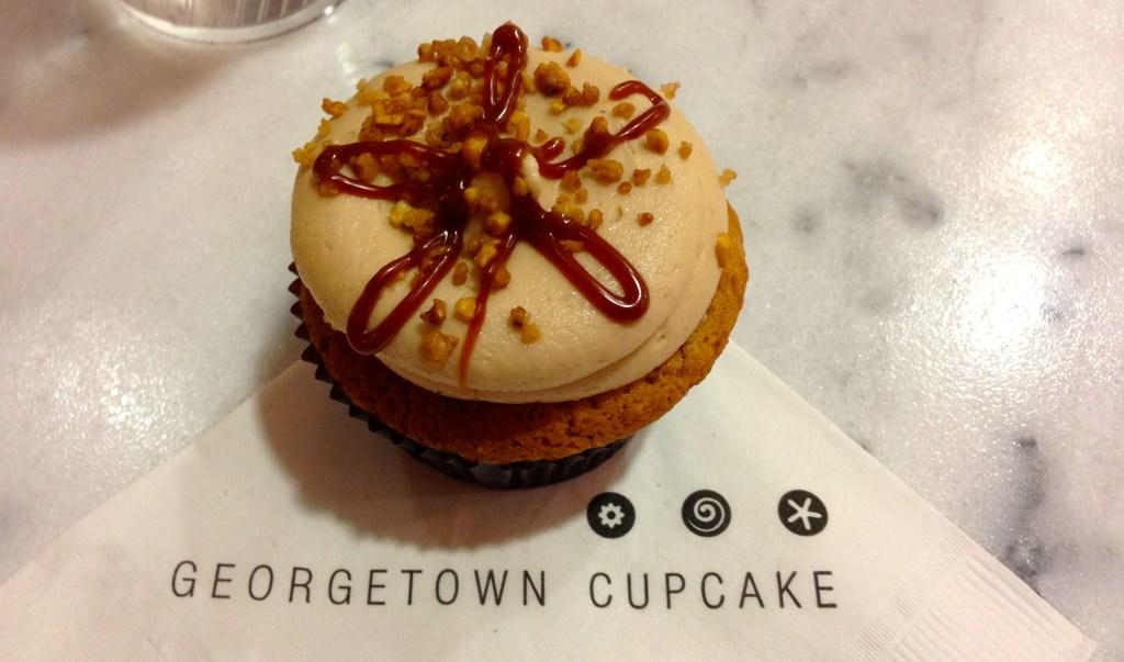 georgetown cupcake review