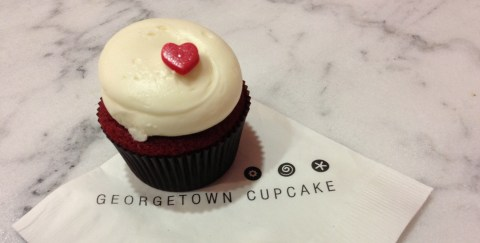 georgetown cupcake review