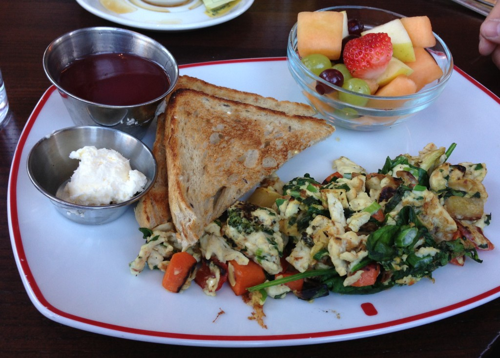 founding farmers brunch review