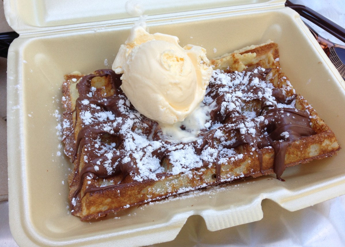 Wicked Waffle - Golden Triangle