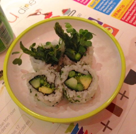yo sushi dc review
