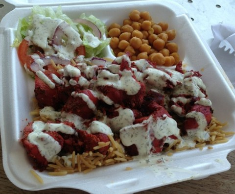 Tasty Kabob Food Truck Review