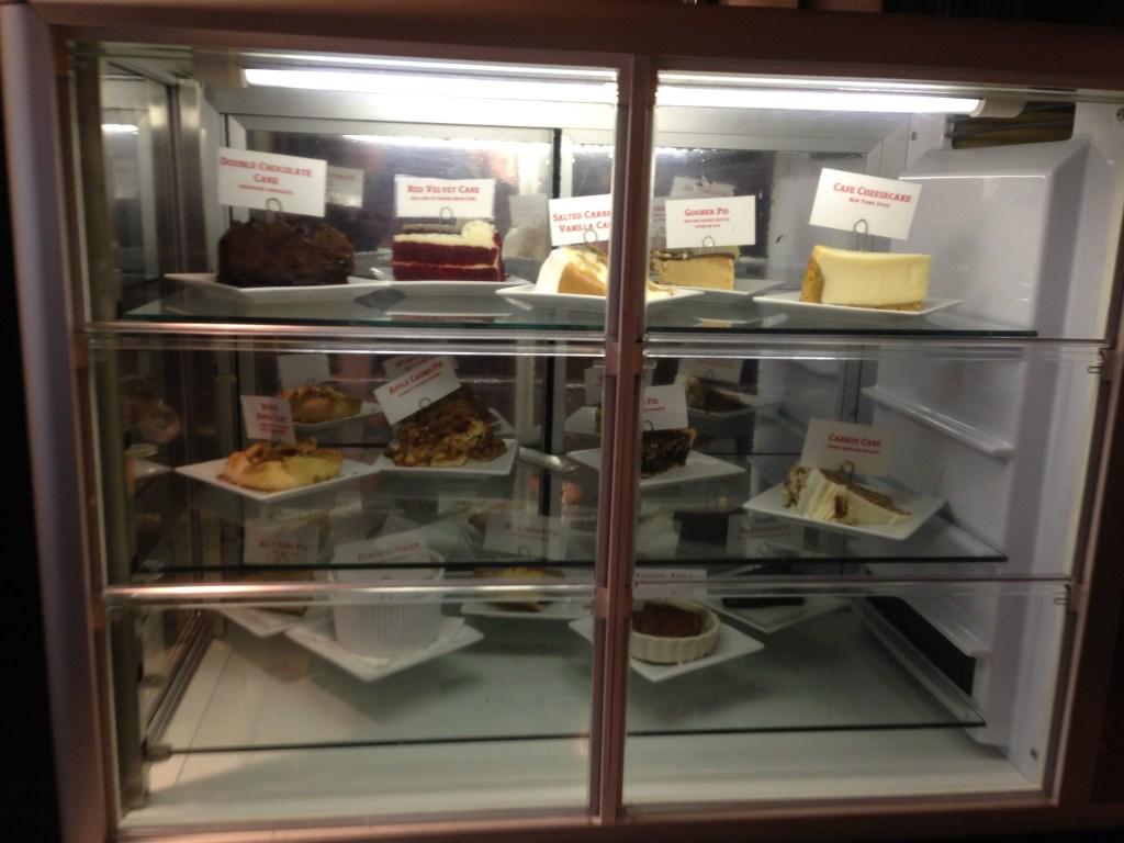 kramerbooks and afterwords cafe brunch review