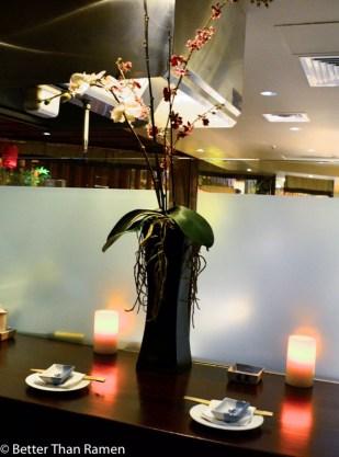 doraku sushi waikiki review orchid