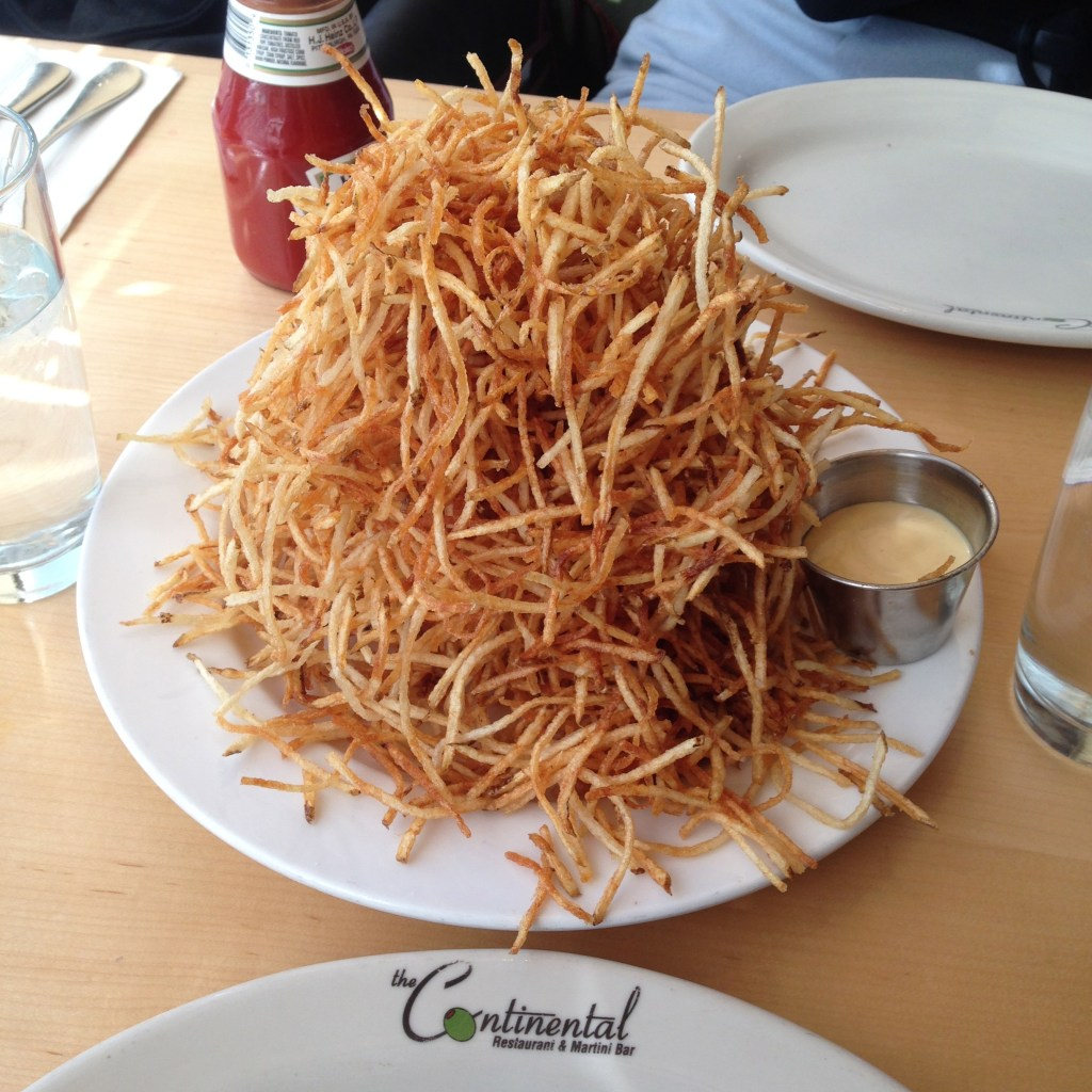 continental philly review