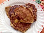2 Ingredient Gluten Free Pancake Recipe via BetterThanRamen.net