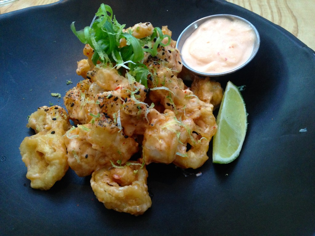 spicy calamari summer house chicago review
