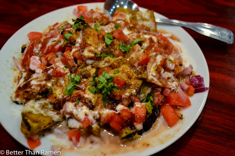 tiffin elkins park review eggplant chaat indian restaurants philadelphia