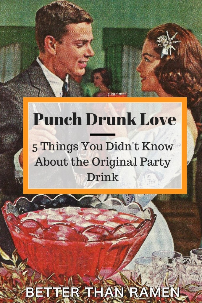 5 things you didn't know about punch