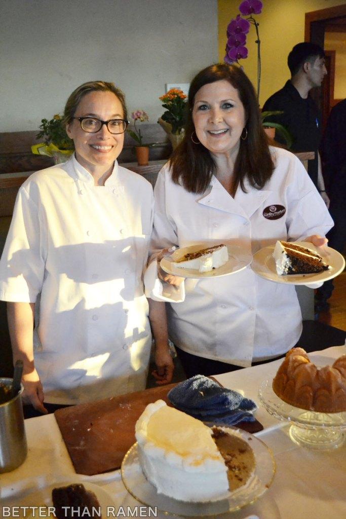 prairie grass cafe cake buffet sarah stegnery cindy kienzle hungry monkey baking company
