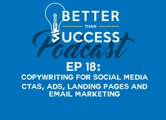 Copywriting for Social Media CTAs, Ads, Landing Pages and Email Marketing