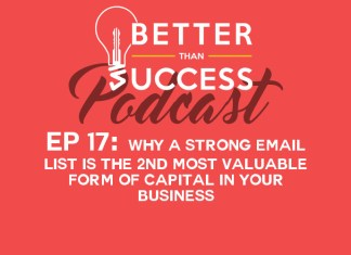 Why a Strong Email List Is the 2nd Most Valuable Form of Capital in Your Business