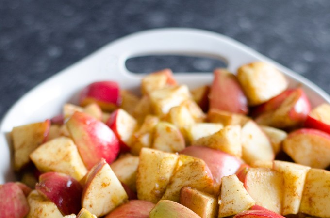 Quick & Easy Apple Crisp
