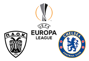 PAOK vs Chelsea: Predictions, Odds and Betting Tips - Europa League