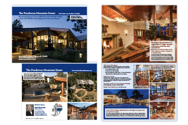 Real Estate Brochure   Betty Taylor DesignBetty Taylor Design Real Estate Brochure